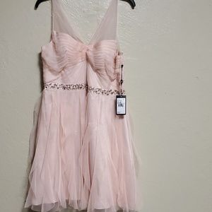 Adrianna papell tulle party dress